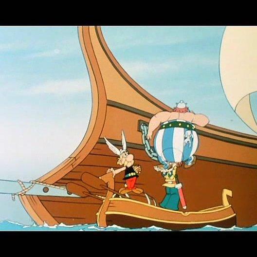 Asterix bei den Briten - Trailer