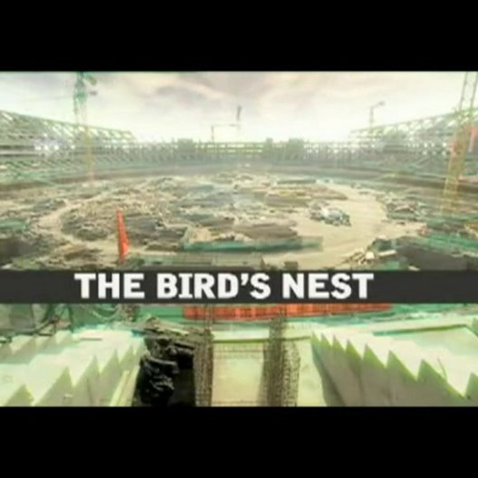 Bird's Nest - Herzog & De Meuron in China - Trailer Poster