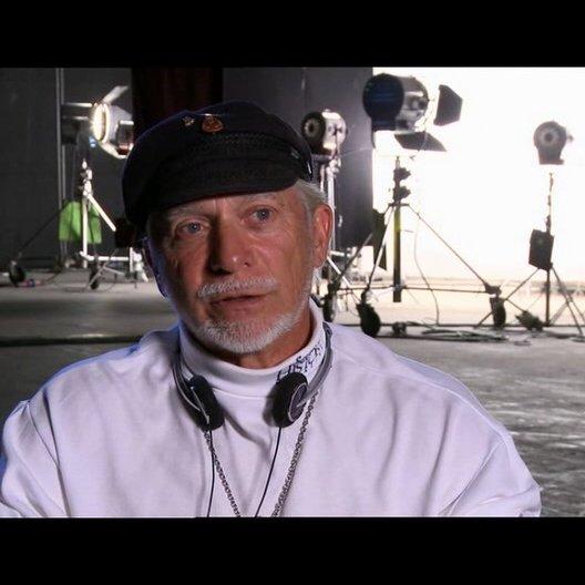 Douglas Gresham über die Filmsets - OV-Interview Poster
