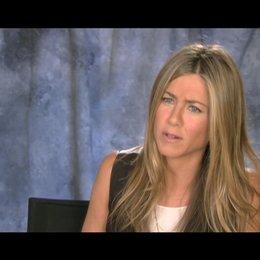 Jennifer Aniston ueber die Geschichte - OV-Interview