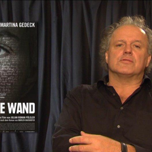 Julian Pölsler - Regisseur - über die Bedeutung der Natur - Interview Poster