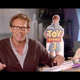 CHRISTIAN TRAMITZ / Ken über Rick als Rex Rick als Synchronsprecher - Interview Poster