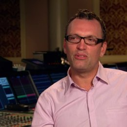 Henry Jackman - Komponist - über den Cast - OV-Interview
