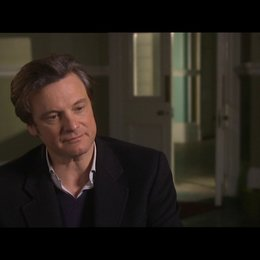 COLIN FIRTH -Bill Haydon- über den Cast und den Regisseur - OV-Interview Poster
