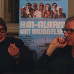 Leander Haußmann und Sven Regener (Regie) über den Alarm - Interview Poster