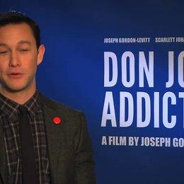 Joseph Gordon-Levitt darüber, warum er sich bei Jons Charakter für Pornosucht entschieden hat - OV-Interview Poster