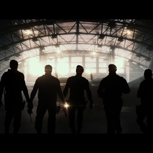 The Expendables 3 - Teaser