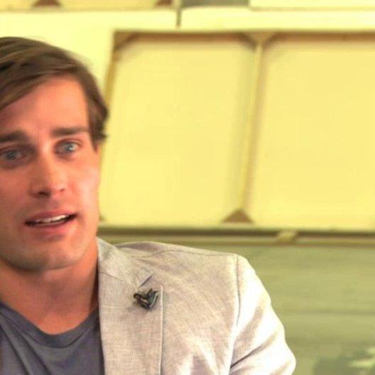 Christian Cooke über das internationale Filmteam - OV-Interview