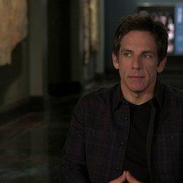 Ben Stiller über die Bindung zu der alten Besetzung - OV-Interview Poster