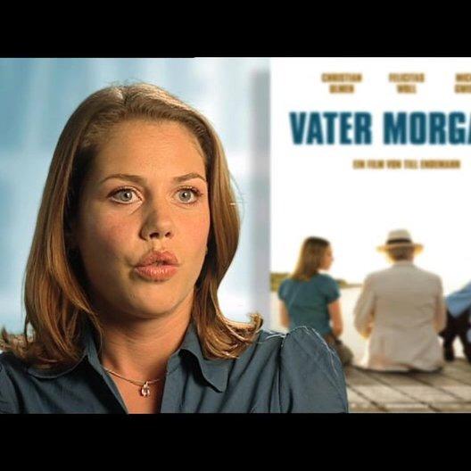 Felicitas Woll über den Film - Interview Poster