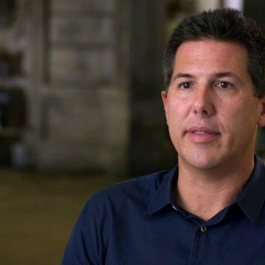 Dylan Clark - Producer - über die Menschen in der Geschichte des Films - OV-Interview