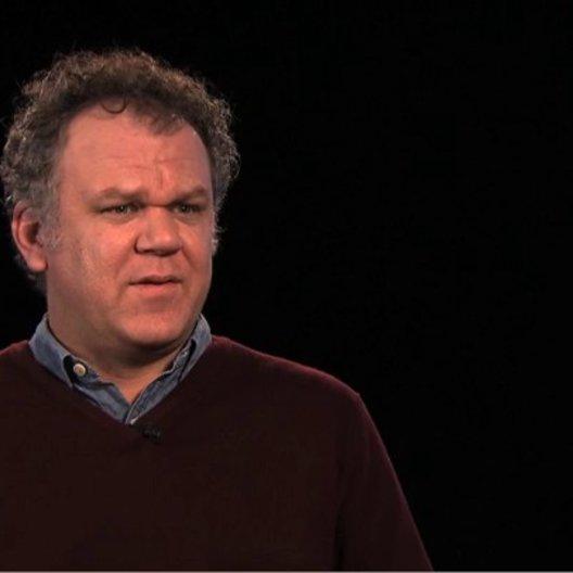 John C Reilly über die Verfilmbarkeit des Stücks - OV-Interview