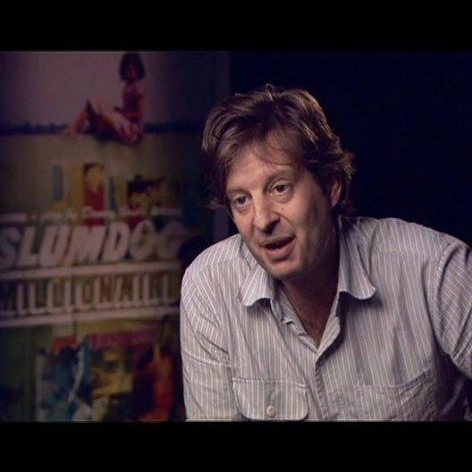 """Christian Colson (Produzent) - über """"Jamal"""" und die Reise, die er antritt - OV-Interview Poster"""