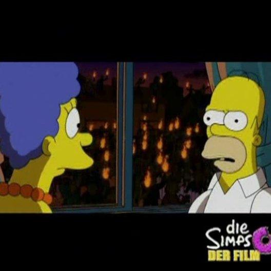 """""""Wir wollen Homer"""" - Szene Poster"""