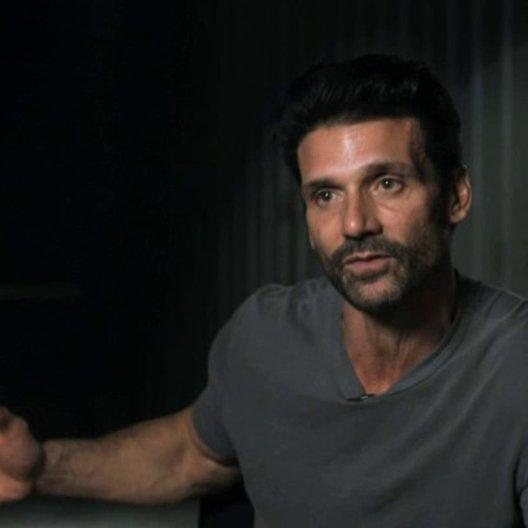 Frank Grillo - Sergeant - über den Film - OV-Interview