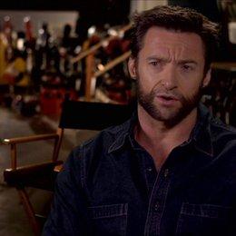 Logan über Wolverine als tragischer Held - OV-Interview