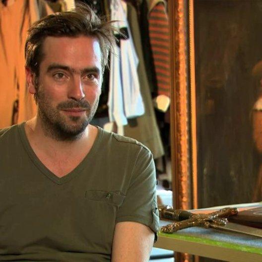 Alain Gsponer über die Darstellung des Gespenstes am Set - Interview