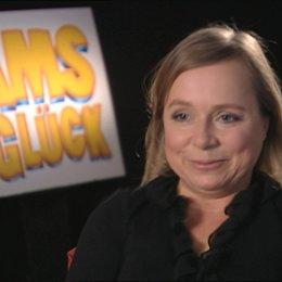 Christine Urspruch über ihre eigene Versamsung - Interview Poster