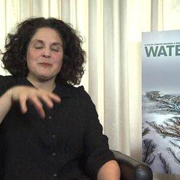 Jennifer Baichwal - Regisseurin - über die Arbeit mit Edward Burtynsky - OV-Interview Poster