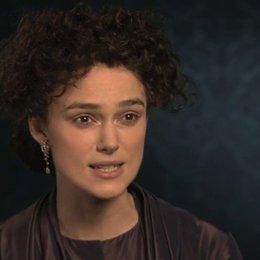 Keira Knightley über den Stil des Films - OV-Interview Poster