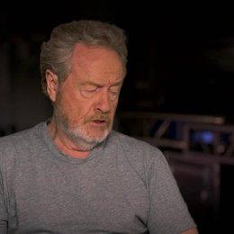 Ridley Scott über die Arbeit mit Ben Kingsley - OV-Interview Poster