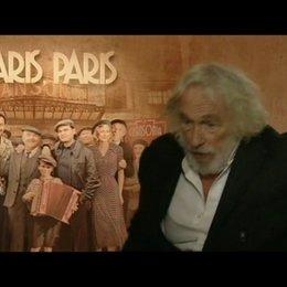 Interview mit Pierre Richard (Monsieur Radio) - OV-Interview Poster
