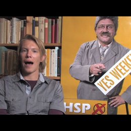 Simon Gosejohann über die Komik am Set - Interview