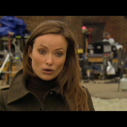 Olivia Wilde (Nicole) daüber warum das Publikum den Film lieben wird - OV-Interview