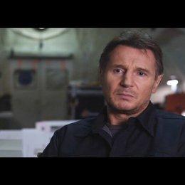 """Liam Neeson - """"Hannibal"""" über die Beziehungen im Film - OV-Interview"""