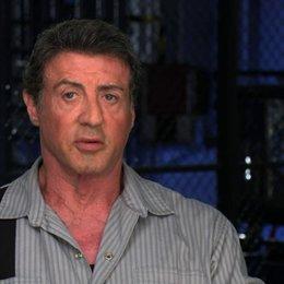 Sylvester Stallone über die Geschichte - OV-Interview