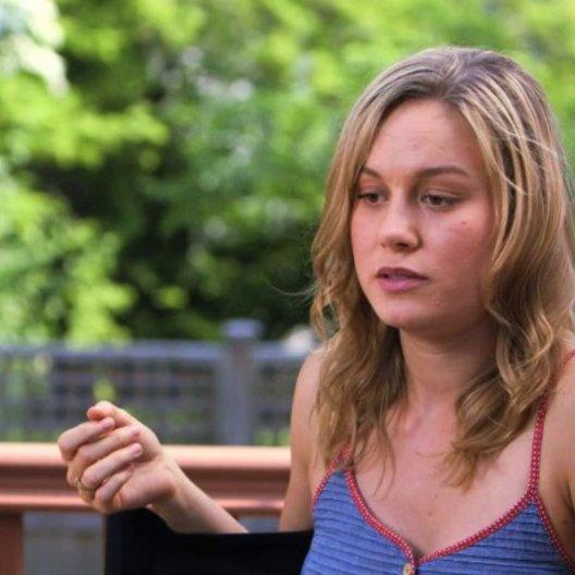 Brie Larson - Kim - über Amys Entwicklung im Verlauf des Films - OV-Interview