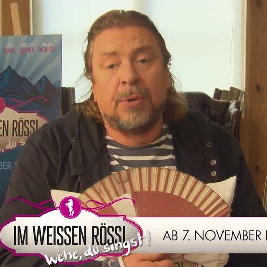 Special-Clip - Armin Rohde kündigt Im Weißen Rössl an - Sonstiges Poster