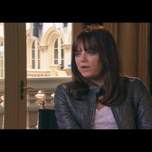 Emma Stone über ihre Rolle - OV-Interview