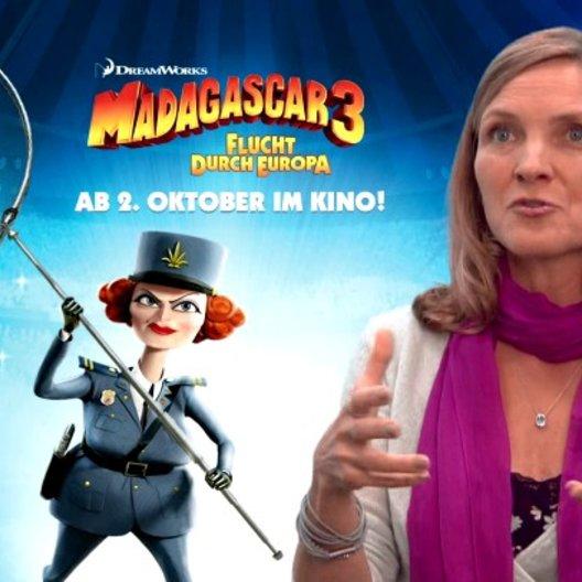 Susanne Pätzold - Chantal DuBois - über die Arbeit als Synchronsprecherin - Interview