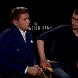 Allan Leech und Matthew Goode über Benedict Cumberbatch - OV-Interview