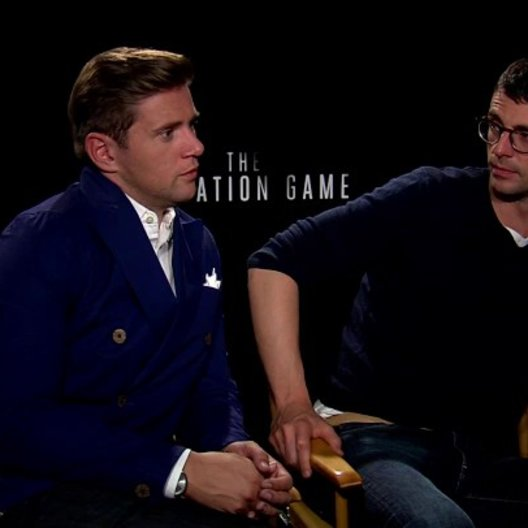 Allan Leech und Matthew Goode über Benedict Cumberbatch - OV-Interview Poster