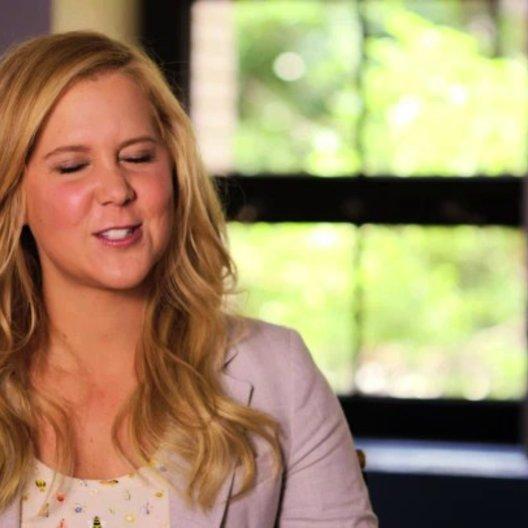 Amy Schumer - Amy - über die Besetzung - OV-Interview