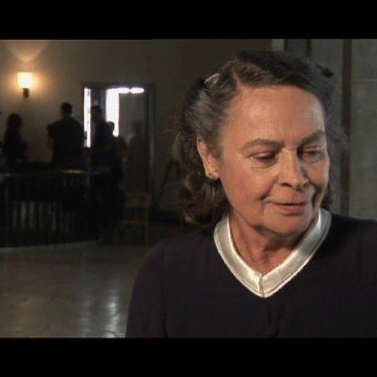 Interview mit Monica Bleibtreu (Else Bongers)