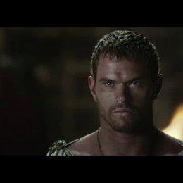 Hercules wird in den Krieg geschickt - Szene