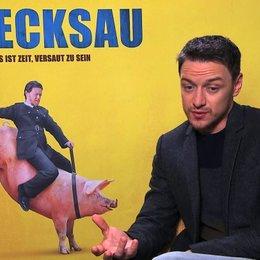 James McAvoy über seine Rolle - OV-Interview Poster