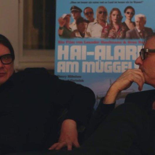 Leander Haußmann und Sven Regener (Regie) über Trash - Interview Poster