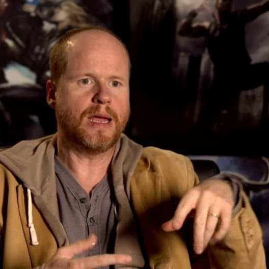 Joss Whedon - Regisseur über die Entwicklung der Geschichte - OV-Interview