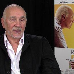 Frank Langella - Frank - darüber was für ihn ausschlaggebend war bei dem Film mitzuspielen - OV-Interview Poster