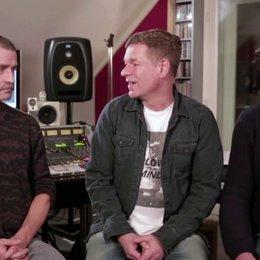 Peter Plate, Ulf Leo Sommer, Daniel Faust (Musik) über die Entstehung der Lieder - Interview