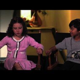 Elodie Tougne und Rohan Chand über ihre Rollen - OV-Interview