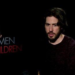Jason Reitman - Regisseur - darüber warum man die Charaktere mag - OV-Interview Poster