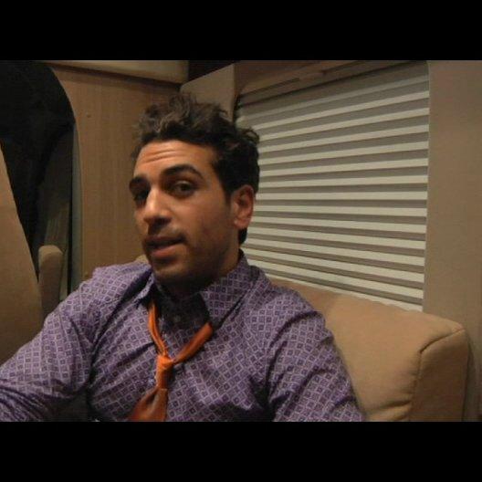 Elyas MBarek über seine Rolle - Interview