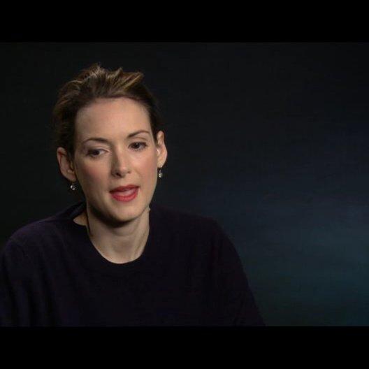 Winona Ryder über ihre Rolle 2 - OV-Interview