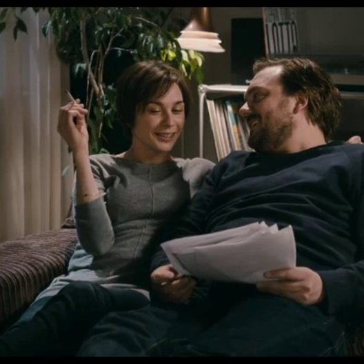 Christine und Konrad - Szene Poster