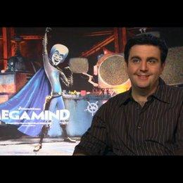 Bastian Pastewka (deutsche Stimme Megamind) über die Beziehung zwischen Megamind und Roxanne - Interview
